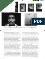 AMA Malaysian Documentary