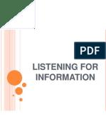Ed.tech2-Listening for Information
