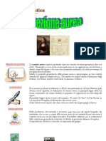 Webquest Storia - La Sezione Aurea