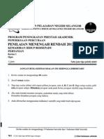 Soalan Percubaan Khb-pn Pmr 2012 - Selangor