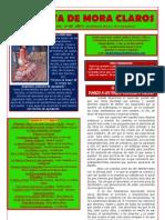 La Gazeta de Mora Claros nº 148 - 31082012