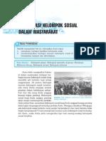 5. Klasifikasi Kelompok Sosial Dalam Masyarakat