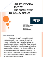 A Case Study of a Patient w Powerpoint