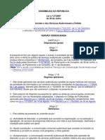 gabinete de meios de comunicação social 2012_lei 27 2007, de 30 julho [lei da televisão e dos serviços audiovisuais a pedido]