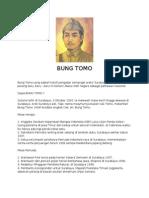 BUNG TOMO