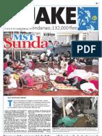 Manila Standard Today -- Sunday (September 02, 2012) issue