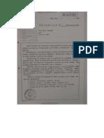 Documento emitido pela ditadura revela os delatores do meio artístico
