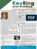 KeyRing Issue7-Servant Evangelism