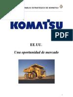 Trabajo Komatsu 2009