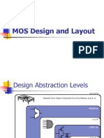 Chp 2- Mos Design and Layout