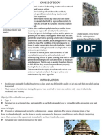 Causes of Decay-conservation