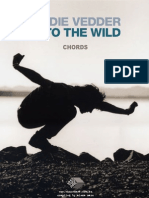 Into the Wild Chords