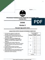 2012 PSPM Kedah Sains 2 w Ans