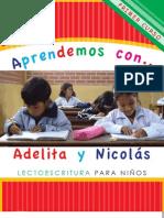 Aprendamos Con Adelita y Nicolas