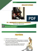 Leccion 03 Conformacion de Brigadas de Emergencias [Modo de Compatibilidad]