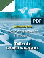 Cur So Intel 2012 Taller Cyber Warfare