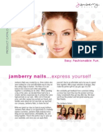 Jamberry Nails Fall Winter 2012 Catalog