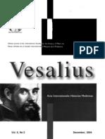 "Review of the work ""Michael Servetus or Michael de Villanueva. His connection with Navarre and its people"" by Gonzalez Echeverria in Vesalius Academic Journal"