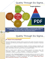 Lean Six Sigma - Training Course