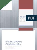 Residuos. Informe de la Situación del Medio Ambiente en México, 2008