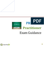 PRINCE2 Practitioner Exam Guide - By Ashish Dhoke (ProjectingIT)