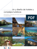 Localización y diseño de hoteles y complejos turísticos