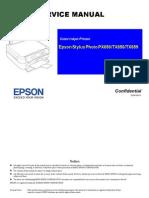 Epson Stylus Photo Px650 Tx650 Tx659 A