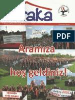 Baraka Dergisi (Temmuz-Ağustos 2012) Peradays Otel