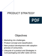 Product Strategy in Rural Marketing 2