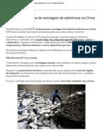 Imagens da indústria de reciclagem de eletrônicos na China « Estratégia Empresarial