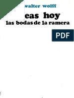 Wolff, h Walter - Oseas Hoy, Las Bodas de La Ramera