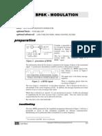 BPSK Modulation