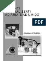 Impianti Centralizzati Ad Aria Ed Ad Umido