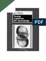 Libro- Teorias Cognitivas Del Aprendizaje- Pozo