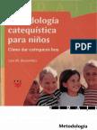 benavides, luis m - metodologia catequistica para niños