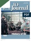 Io Journal 3rd Quarter 2009
