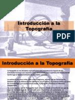 EXPOSICION TOPOGRAFIA
