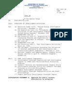 MCO 3800.2B_Oversight of Intelligence Activities