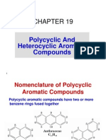 Polycyclic and Heterocyclic Aromatic Compounds