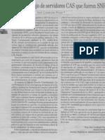 Articulo de Abog. Jose Lombardi Pingo Luego de Las Casaciones