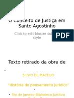 61_O Conceito de Justiça em Santo Agostinho