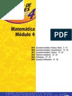 Terceirão FTD - Matematica - Caderno de Atividades 04