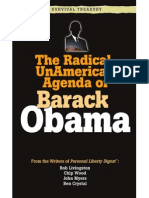 The Radica Agenda of Barack Obama
