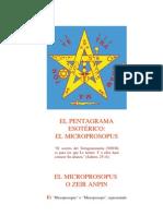 EL PENTAGRAMAESOTÉRICO EL MICROPROSOPUS