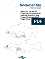 Livro - Anatomia e Fisiologia Dos Peixes de Agua Doce