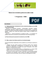 Grenelle OGM _table Ronde