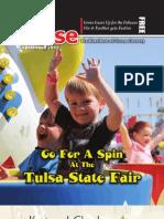 The Pulse Magazine  September 2012