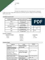Iburahim Resume
