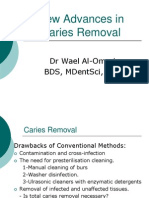 New Advances in Caries Removal