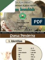Asma Bronchial Pada Anak